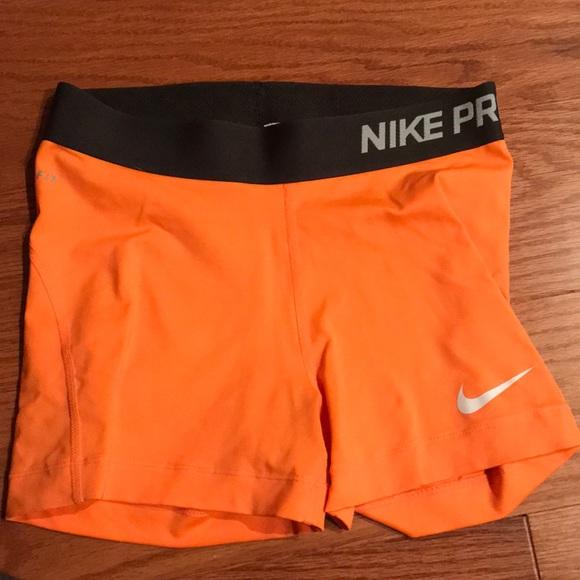 nike 1 inch shorts
